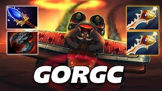 Gorgc Gyrocopter - Long Hard Rapier Battle - Dota 2 Pro Gameplay