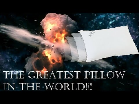the best pillow in the world sleep angel review