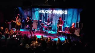 Walking Papers -  Red and White - The Crocodile - 12/29/18