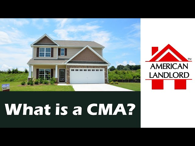 What is a CMA Comparative Market Analysis? | American Landlord