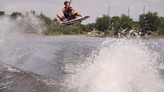 The Wakeskate Tour | 2012 Stop 1 | Byerly Toe Jam Boat...