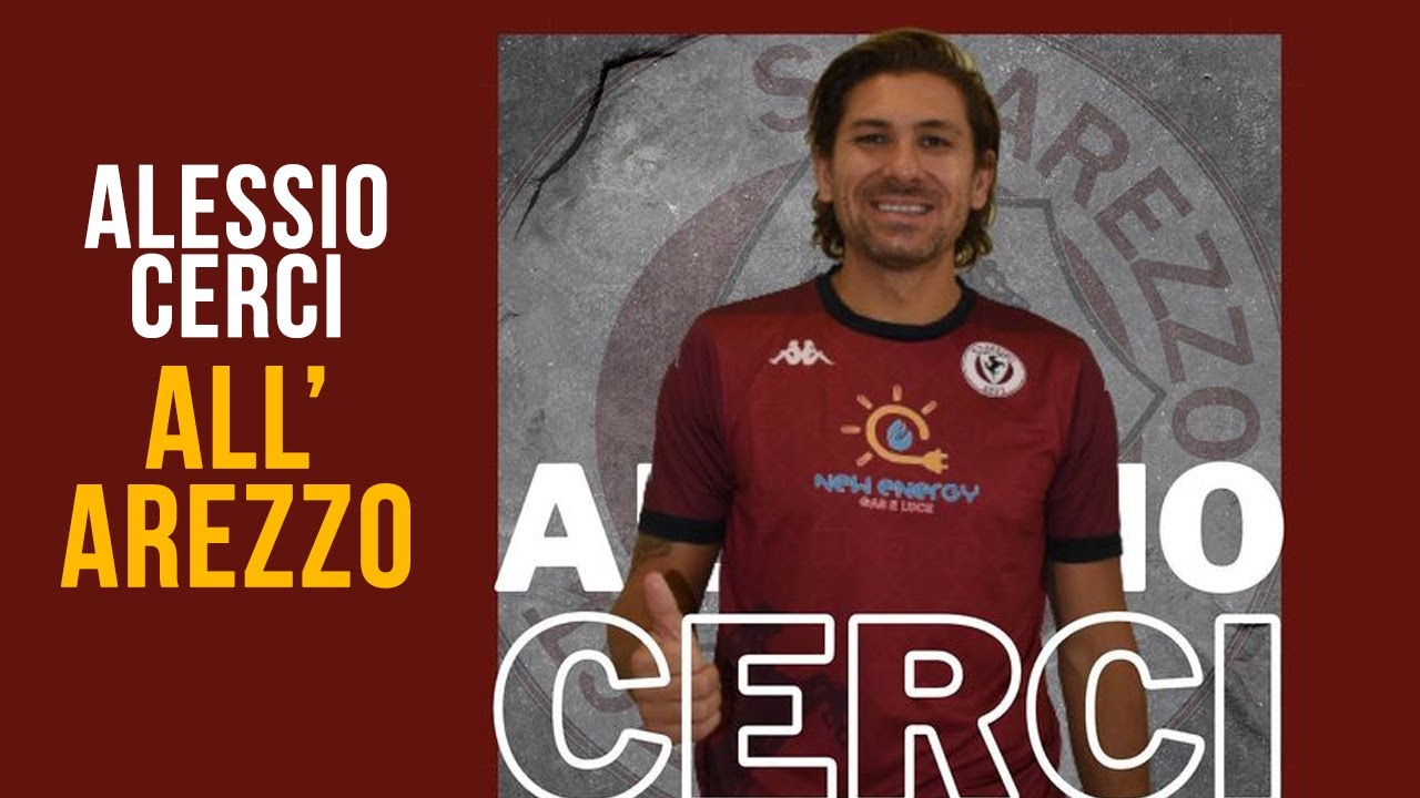 ALESSIO CERCI| WELCOME TO AREZZO SKILLS AND GOAL - YouTube