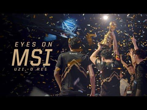 Eyes on MSI: Uzi, o Rei (2018)