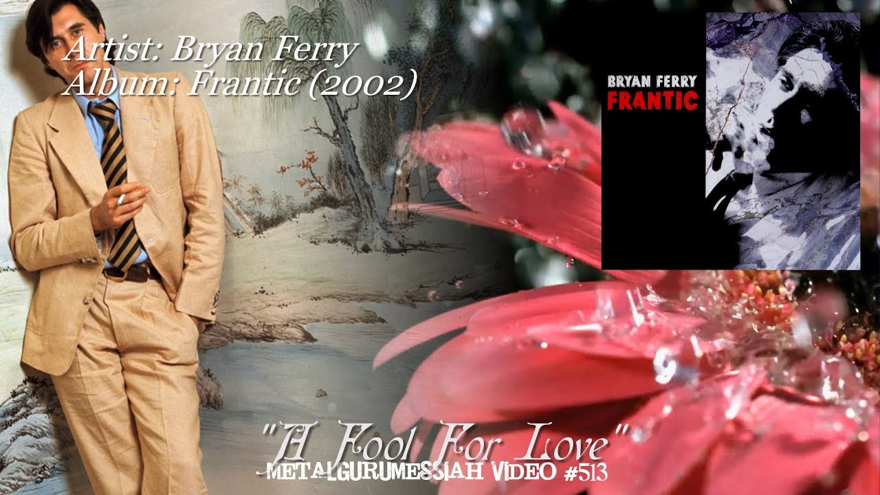 bryan ferry discography