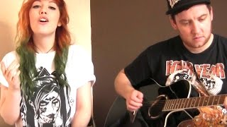 NFG & Hayley Williams | Vicious Love Acoustic Cover