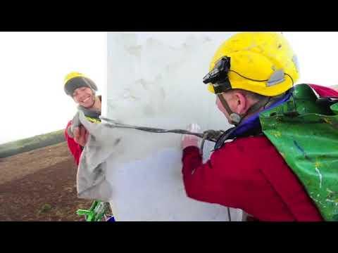 Vertical World - Wind Turbine Maintenance