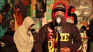 Funk Volume TeamBackPack Cypher 1 - Hopsin - Dizzy Wright - DJ Hoppa