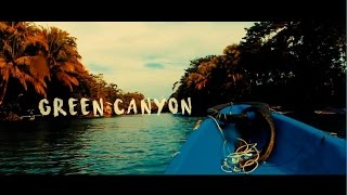 Trip ke Green Canyon Pangandaran (sam kolder inspired)