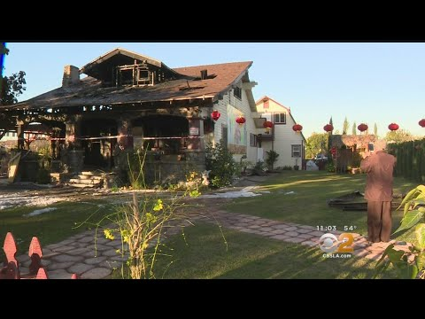 Burning Candle On Porch Sparked Fire That Destroyed Buddhist Temple – Los Angeles Alerts