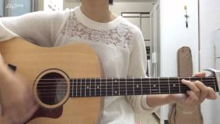 [Guitar Cover] Lost Stars - Keira Knightley
