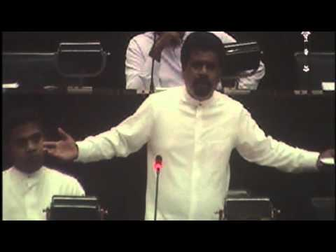 Anura Disanayake Parliament speech on 25.02.2016