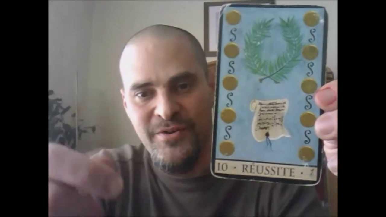 Carte Oracle De La Triade.Oracle De La Triade Carte 10 Reussite Mezael