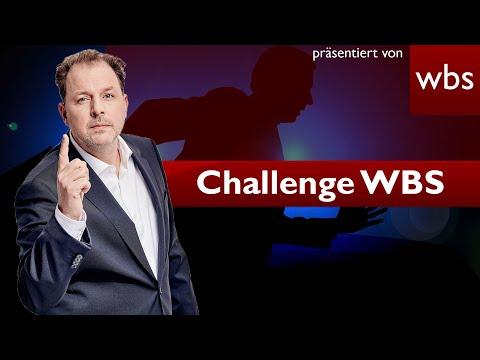Unschuldig vor Polizei weglaufen: Droht Strafe? | Challenge WBS Rechtsanwalt Christian Solmecke