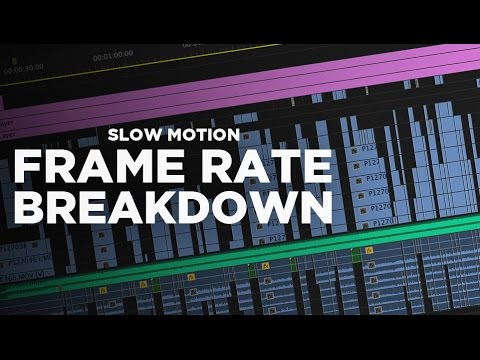 Frame Rate Breakdown