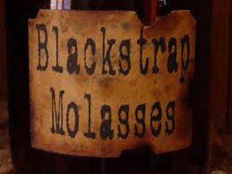 OFF GRID: BLACK STRAP MOLASSES