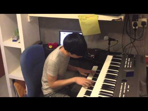 Coldplay Piano Medley (Cover)