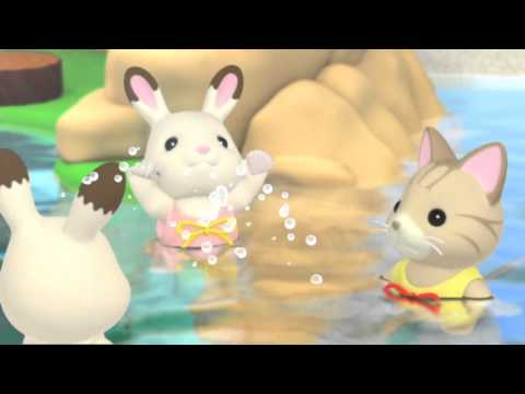 Calico Critters<story 16> Youtube
