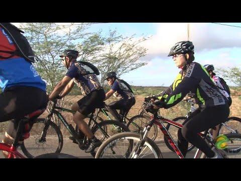 Ciclismo cresce em Quijingue e Euclides da Cunha.