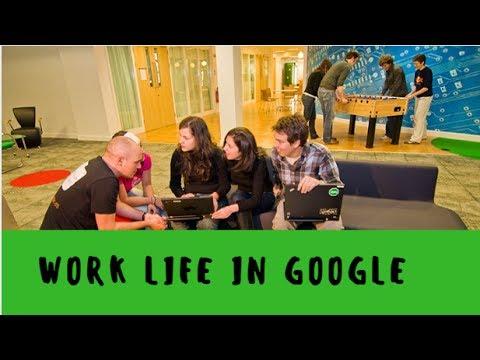 Work life in Google