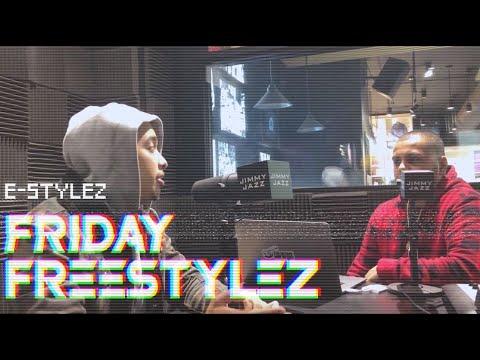 Jimmy Jazz Radio - E-stylez Friday Freestyles w/ Shimmy Choo (@shimmy.choo)
