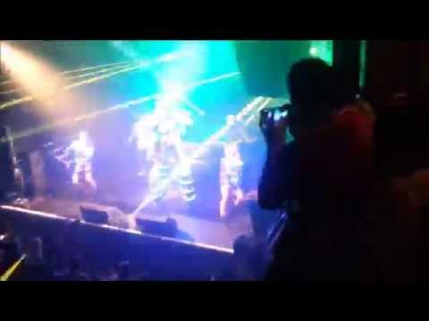 Moondance 2014 sweet harmony & on a ragga tip