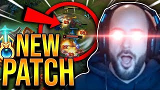 PLAYING RENEKTON ON THE NEW PATCH! I POPPED OFF!!! - Preseason To Challenger   League of Legends