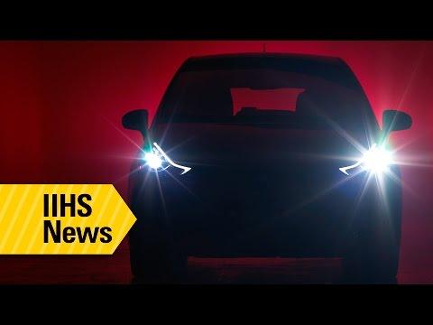 First-ever IIHS Headlight Ratings - IIHS News