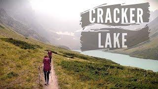 Family Backcountry Camping Glacier National Park: Cracker Lake 2018