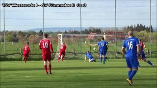 TSV Westerode I - SV Fümmelse II   1 : 5  ( 0 : 4 )