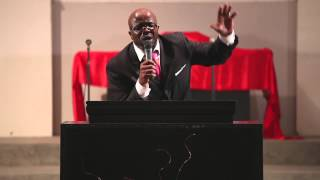 """""""Great is Thy Faithfulness""""-Maurice Brown sings in Tulsa"""