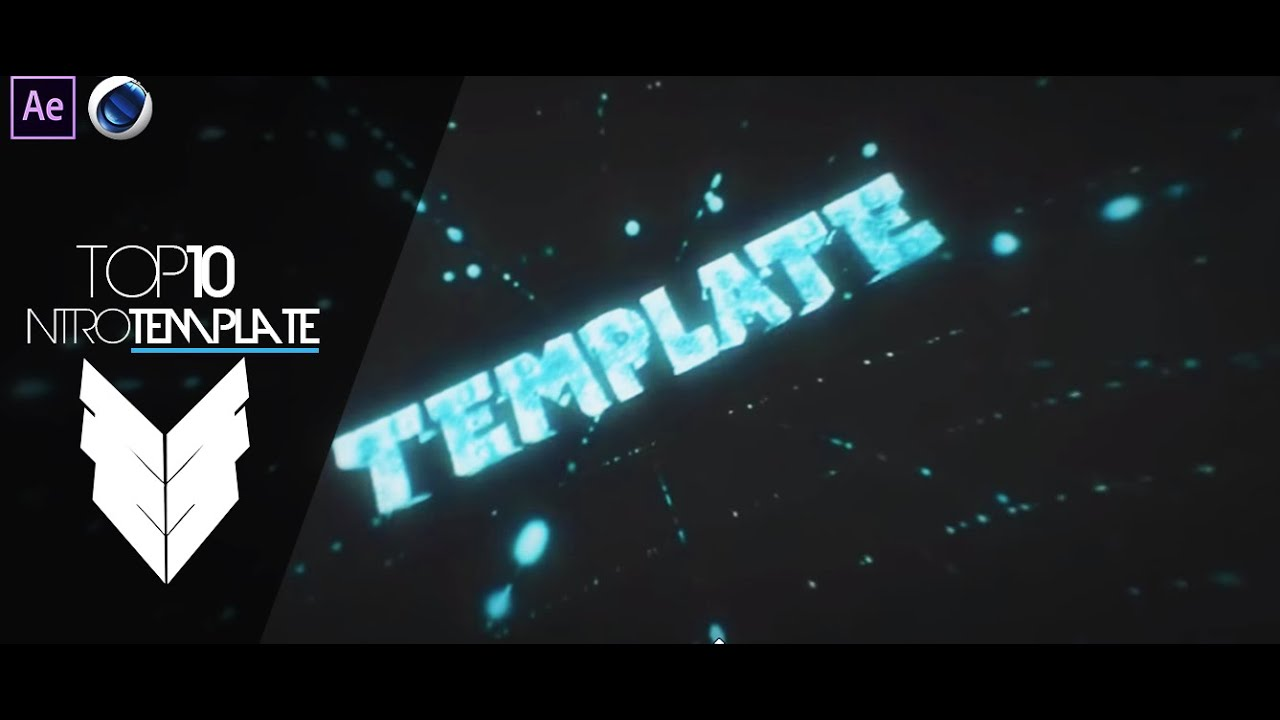 top 10 intro template #6 cinema4d,after effects cs4 + free, Powerpoint templates