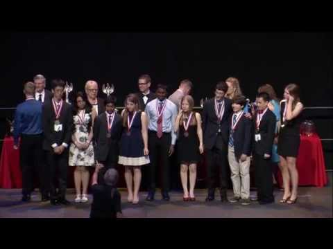 National Science Olympiad 2015 - Division C Awards Ceremony