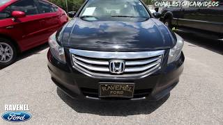 2012 Honda Accord SE - 5 Years Later Review & Condition Report at Ravenel Ford - July 2017