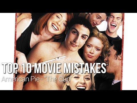 """Movie Mistakes: American Pie - """"The Cup"""""""