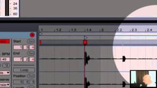 Créer un instrument rythmique à partir d'un fichier audio (Design / Remix)