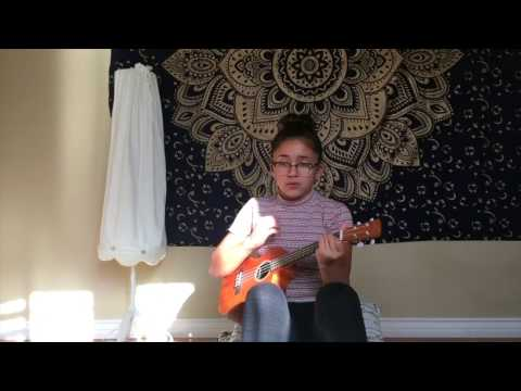 Guns N' Roses - Sweet Child O' Mine (MIKAELA RAE UKULELE COVER)