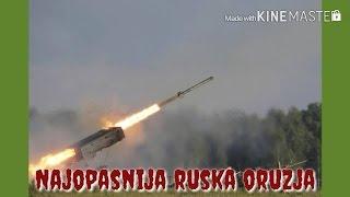 Top 5 Najopasnijih Ruskih Oruzja
