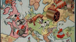 Европейский узел противоречий. Причины Первой мировой войны