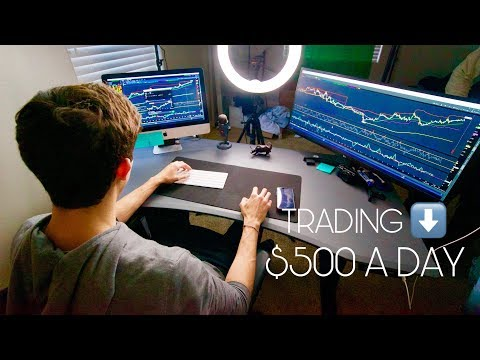 $500 Profit Day Trading Stocks