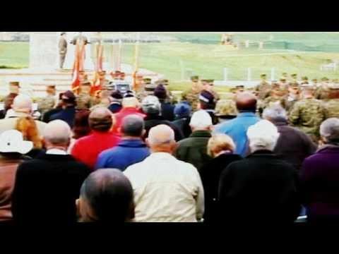 1st Marine Division War on Terror Memorial Dedication, Camp Pendleton, CA  2/1/2012