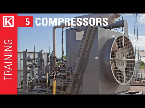 Kimray Oil & Gas Product And Application Training Part 5: Compressors
