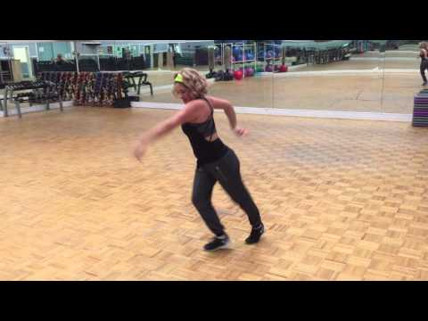 Zumba Basic Steps – Cumbia