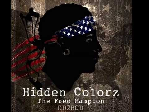 Hidden Colorz: The Fred Hampton DD2BCD