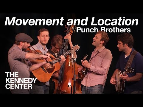 Chris Thile and the Punch Brothers -