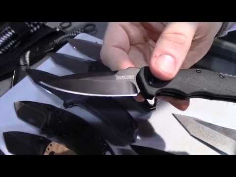 Kershaw RJ TACTICAL 3.0 SHOT Show 2015