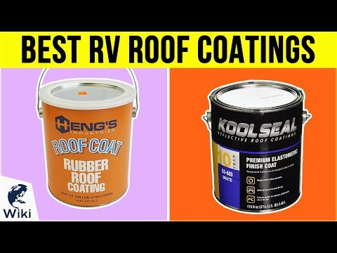 10 Best RV Roof Coatings 2019