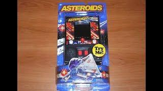 Arcade Classics Asteroids Vers 2! Mini Arcade Game!