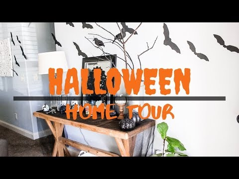 dollar-tree-halloween-home-tour-2019-//-affordable-halloween-diy-//-denae-lynn