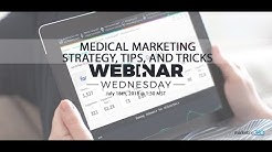Grow Your Practice - Medical Marketing Tips, Tricks and Strategies