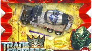 transformer 2 ROTF toys